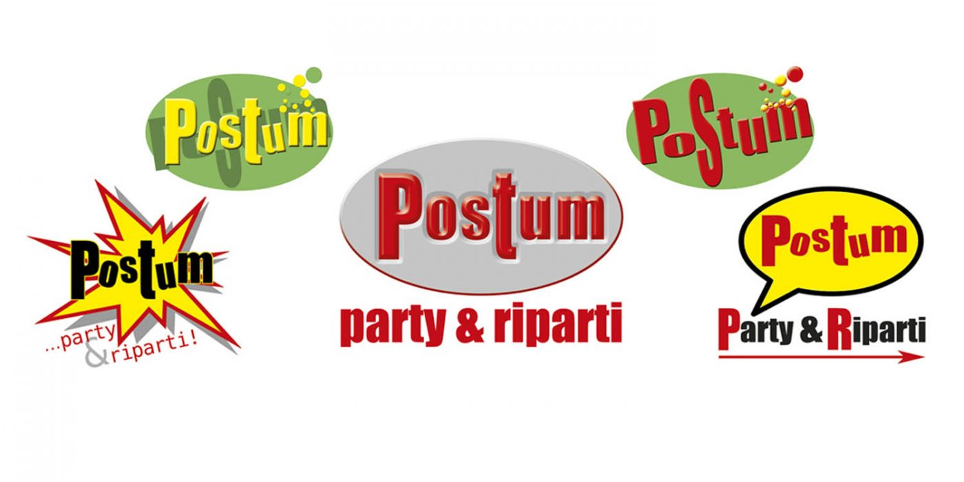 Creazione logo Postum Integratore alimentare