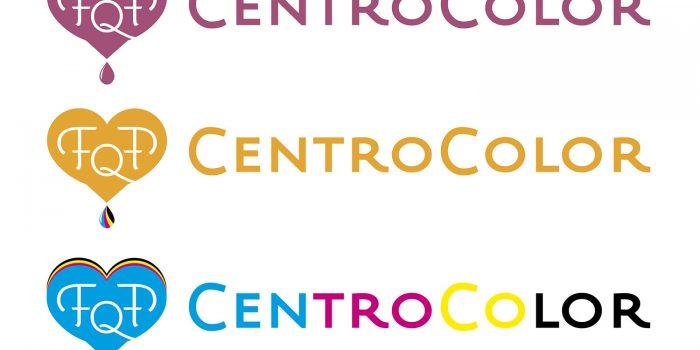 Creazione logo Centro Color Riccione